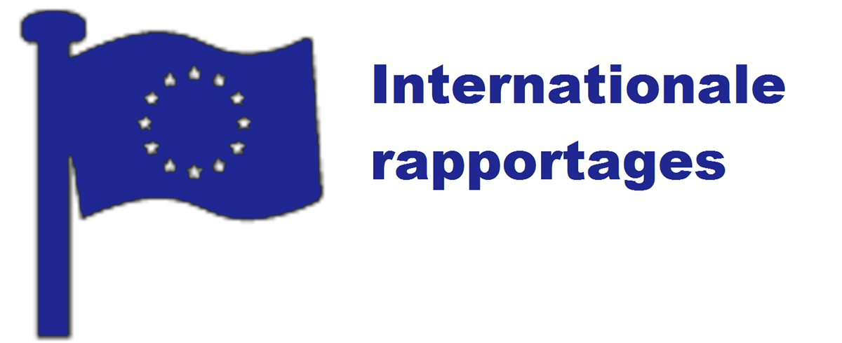 000 Internationale rapportages - blauw
