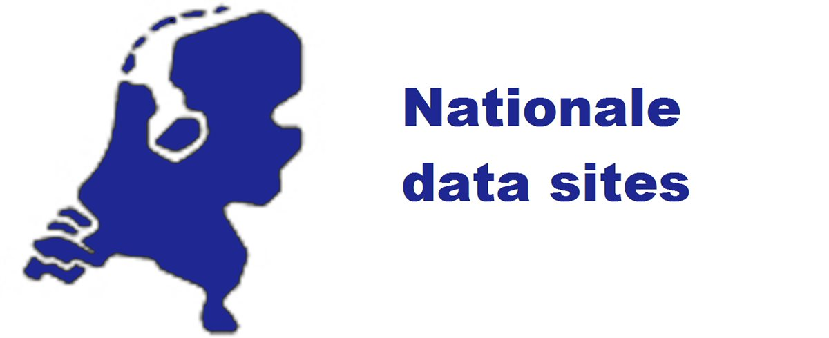 000 Nationale data sites - blauw